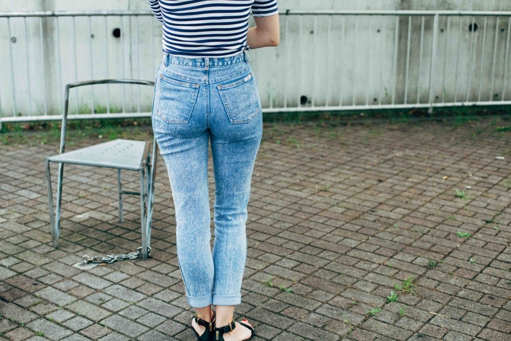 Vintage Jeans Harajuku