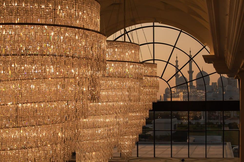 Ritz Carlton Abu Dhabi Grand Canal | Lobby