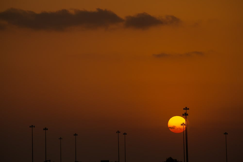 Ritz Carlton Abu Dhabi Grand Canal | Sunset