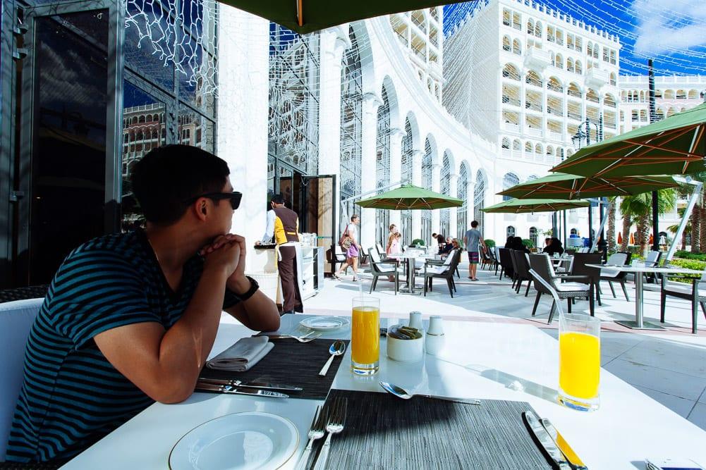 Ritz Carlton Abu Dhabi Grand Canal | Breakfast