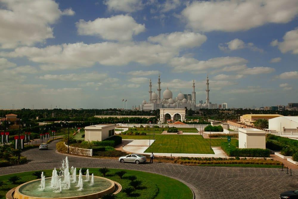 Ritz Carlton Abu Dhabi Grand Canal | View