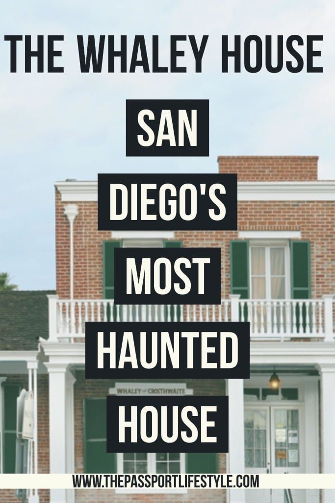 The Whaley House San Diego Most Haunted Review