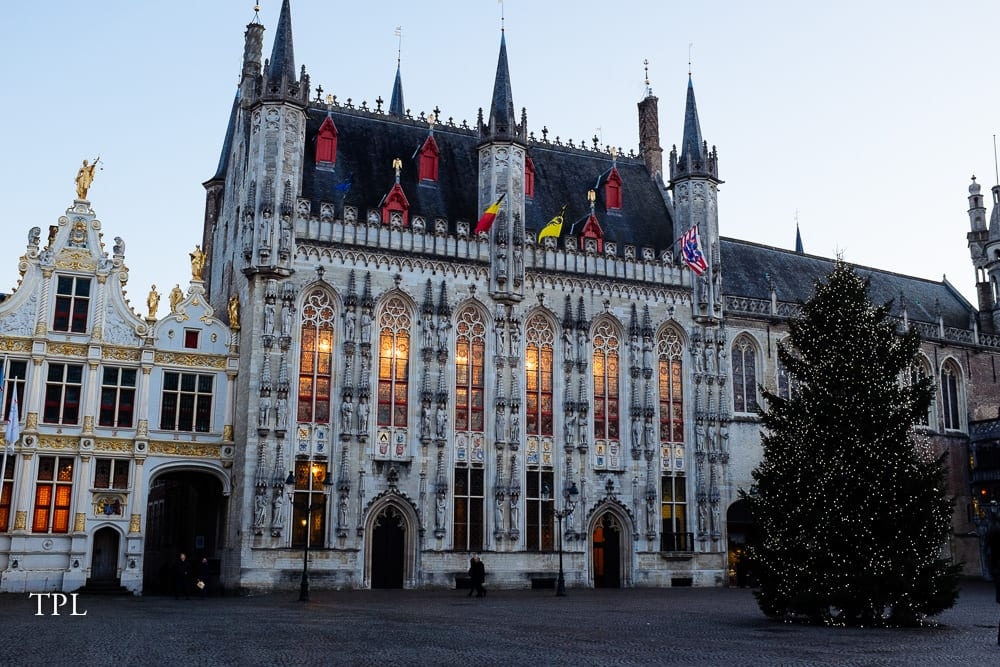Christmas in Bruges | Basilica of the Holy Blood