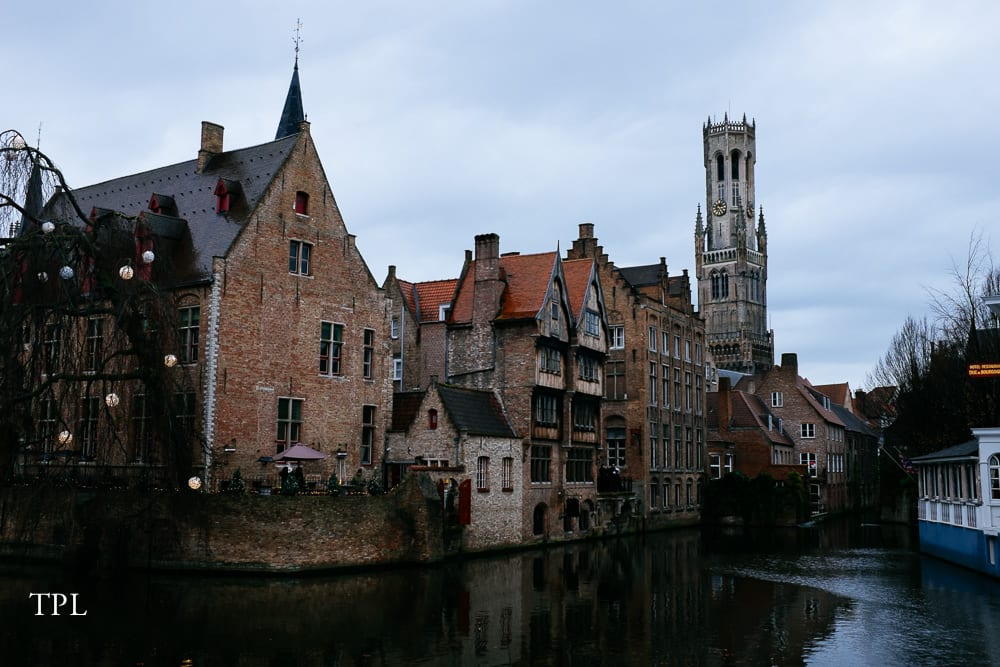 Christmas in Bruges | The Beautiful Canal