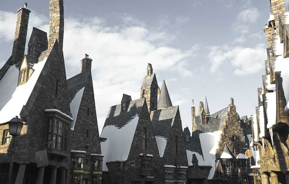 A Guide to Harry Potter World Osaka Japan. How to get there