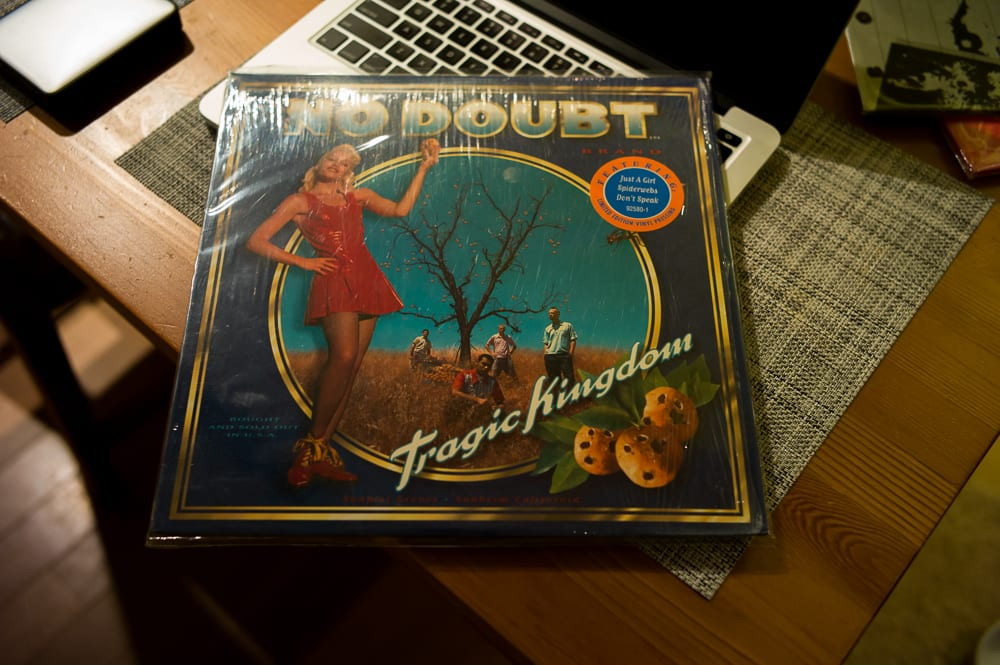 Record Shopping in Tokyo: No Doubt Tragic Kingdom