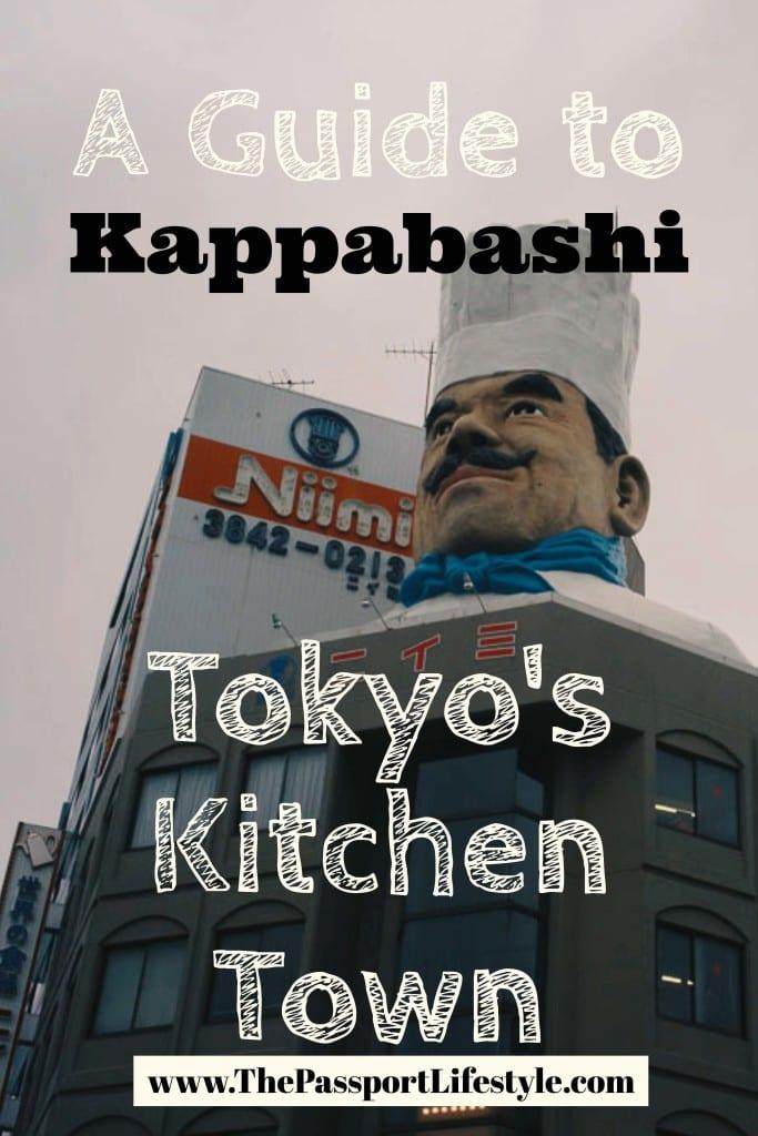 A Guide to Kappabashi kitchen Town Tokyo