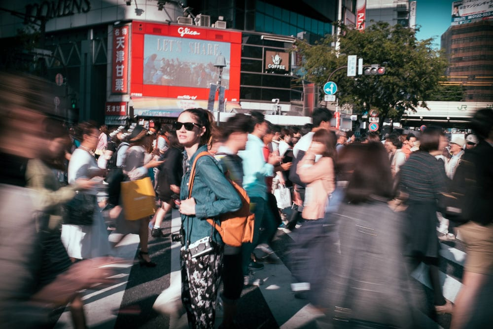 The Most Livable City is Tokyo