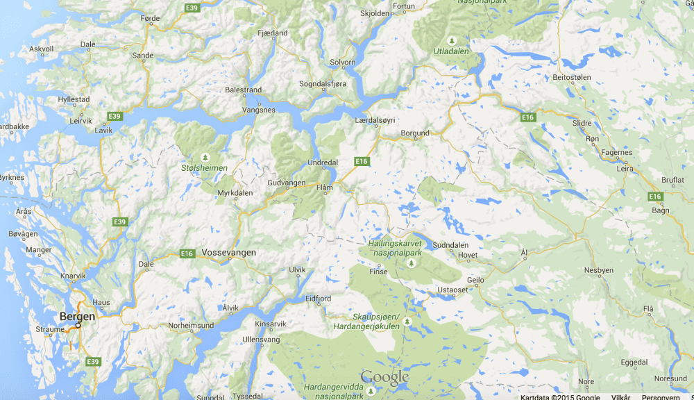 Planning a Trip to Norway