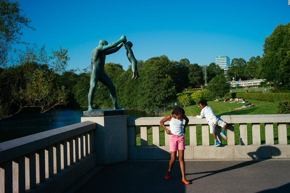 Things to see in Oslo
