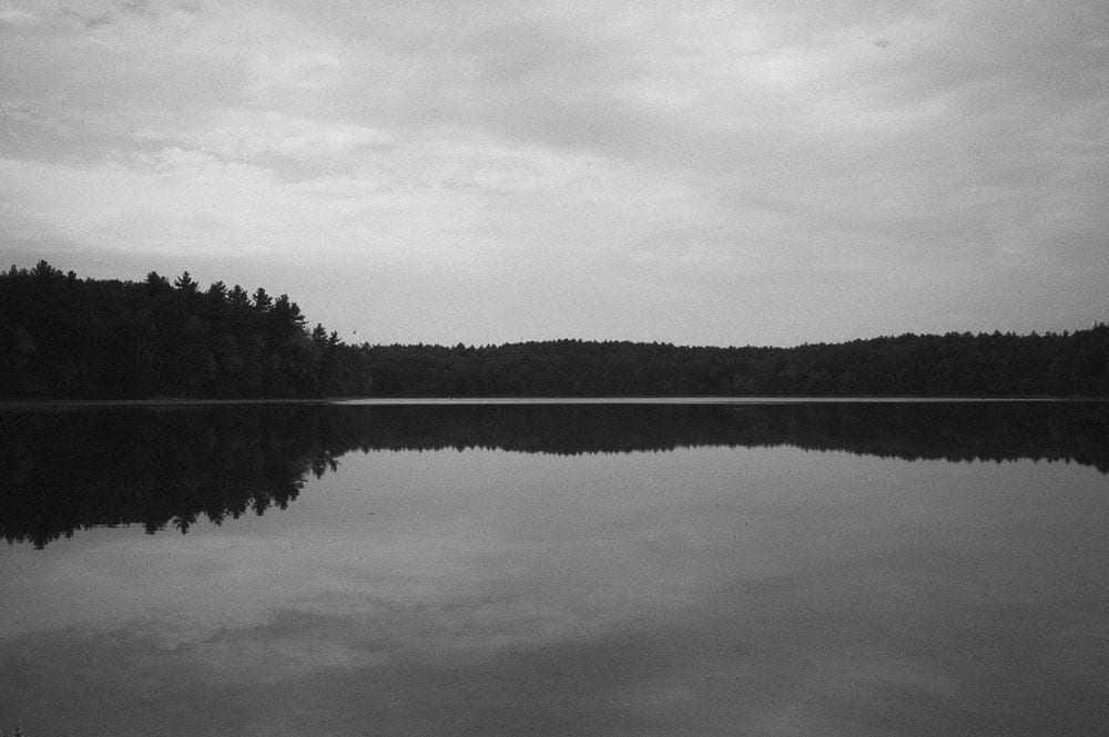 Walden Pond in Concord