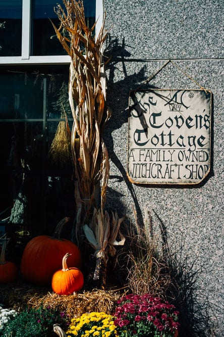A Coven's Cottage: A Family Owned Witchcraft Shop carrying all your spellcasting needs. Yes, this place is for real.