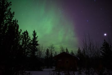 Whitehorse Northern Lights