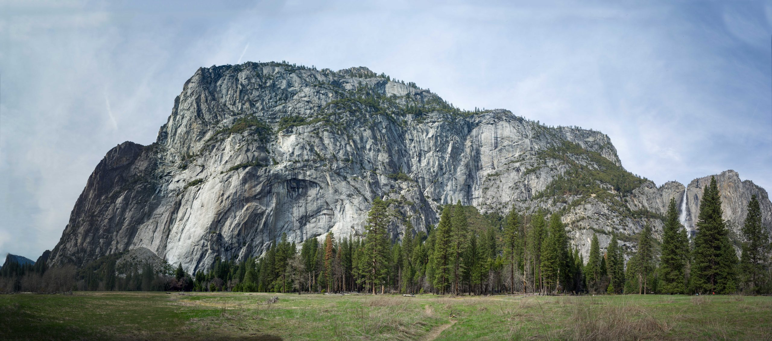 Visiting Yosemite in March