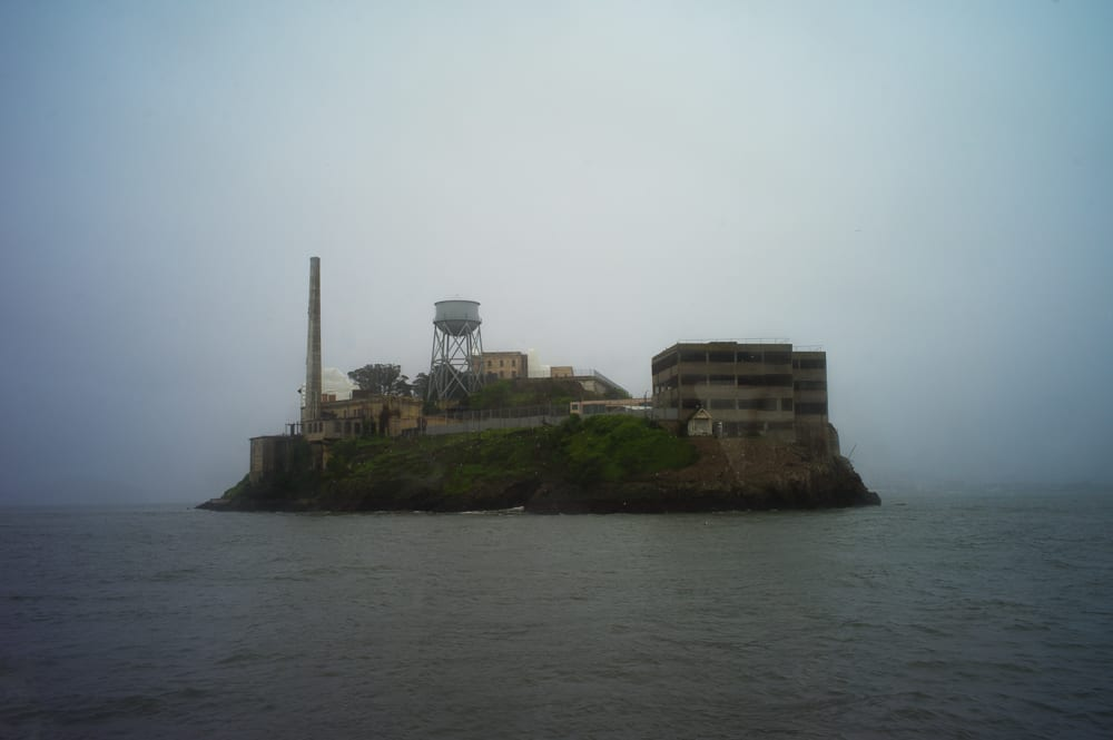Photo Essay of Alcatraz