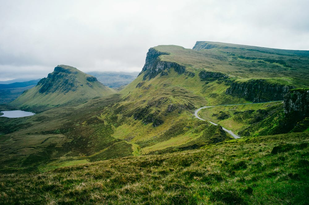 Quiraing in Scotland