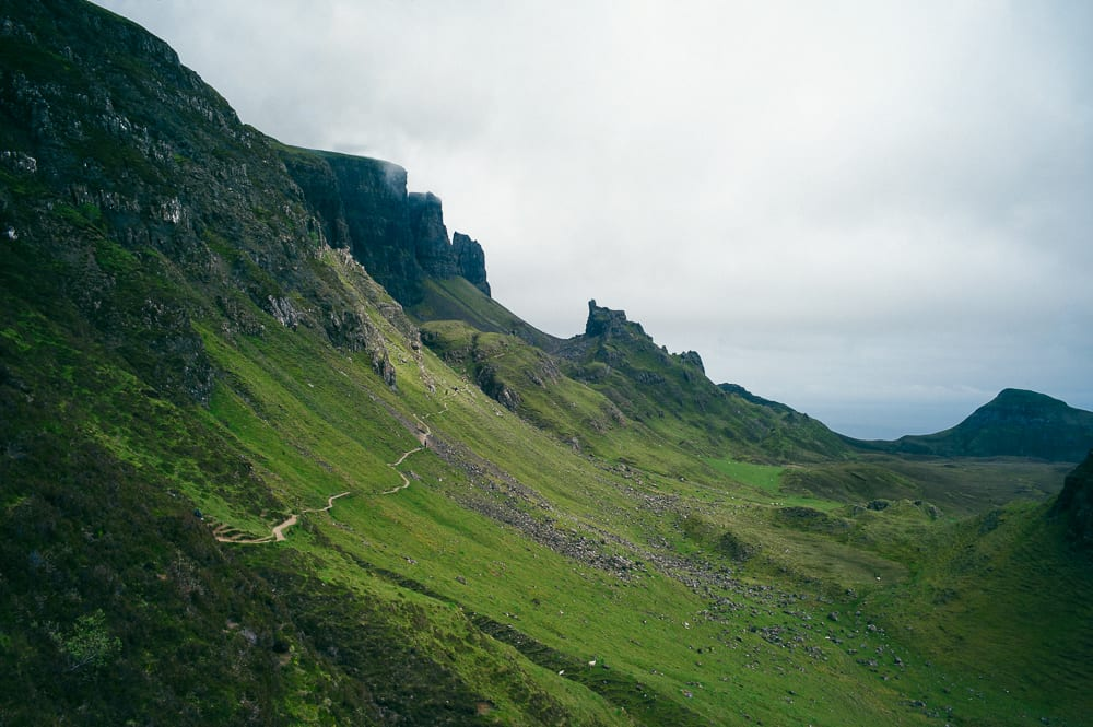 Hiking Isle of Skye