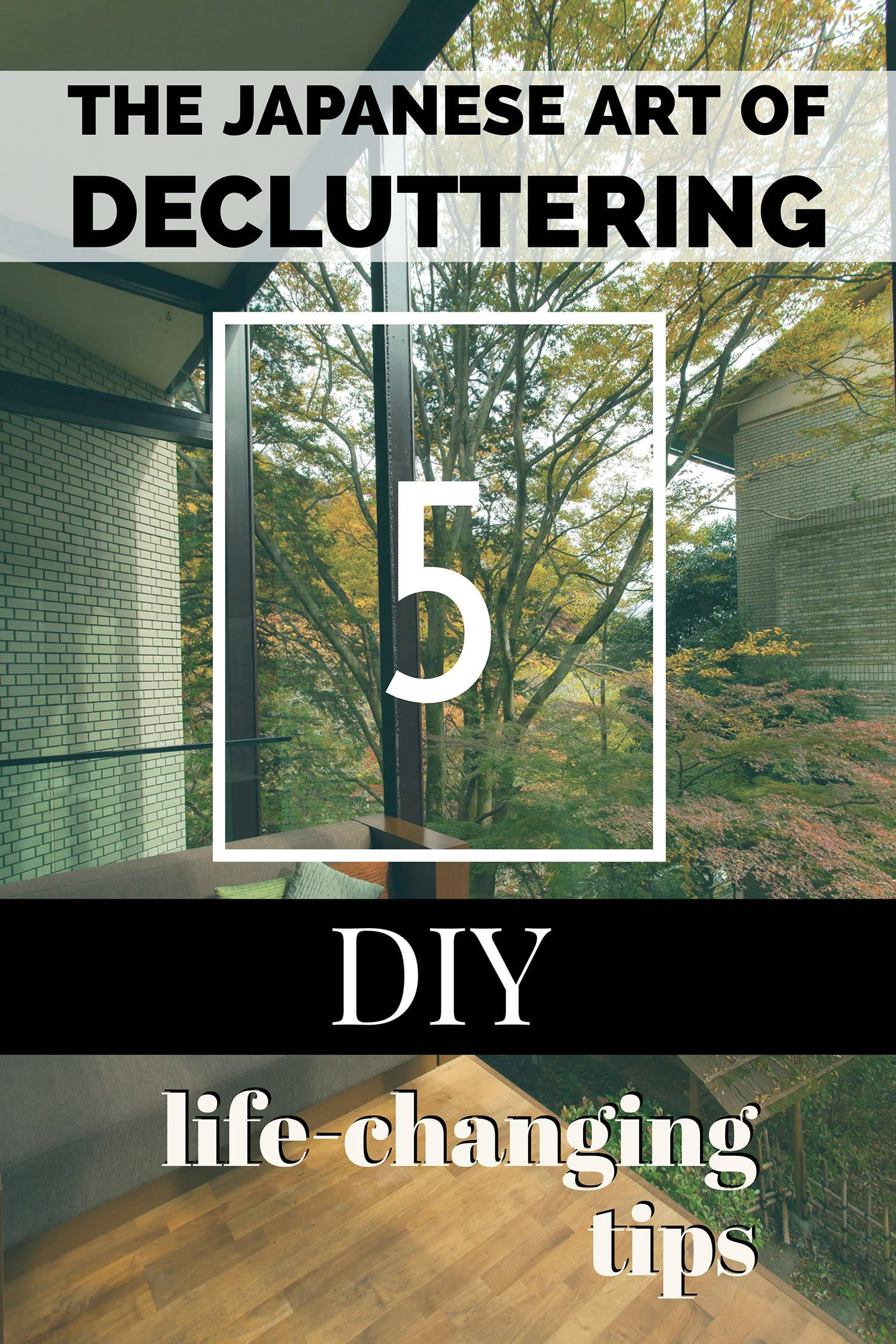 5 Brilliant Japanese Art Of Decluttering Tips From Marie
