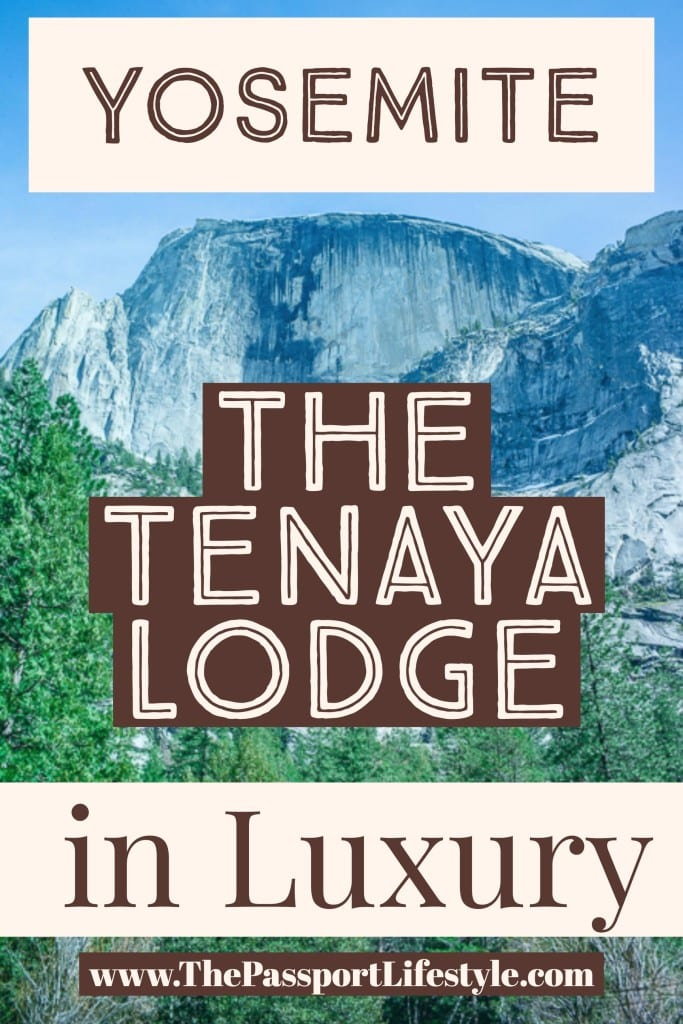 Tenaya Lodge Yosemite