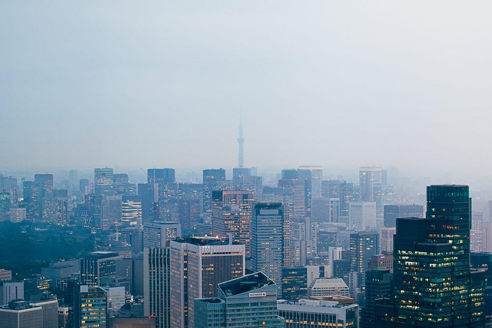 Tokyo Fog