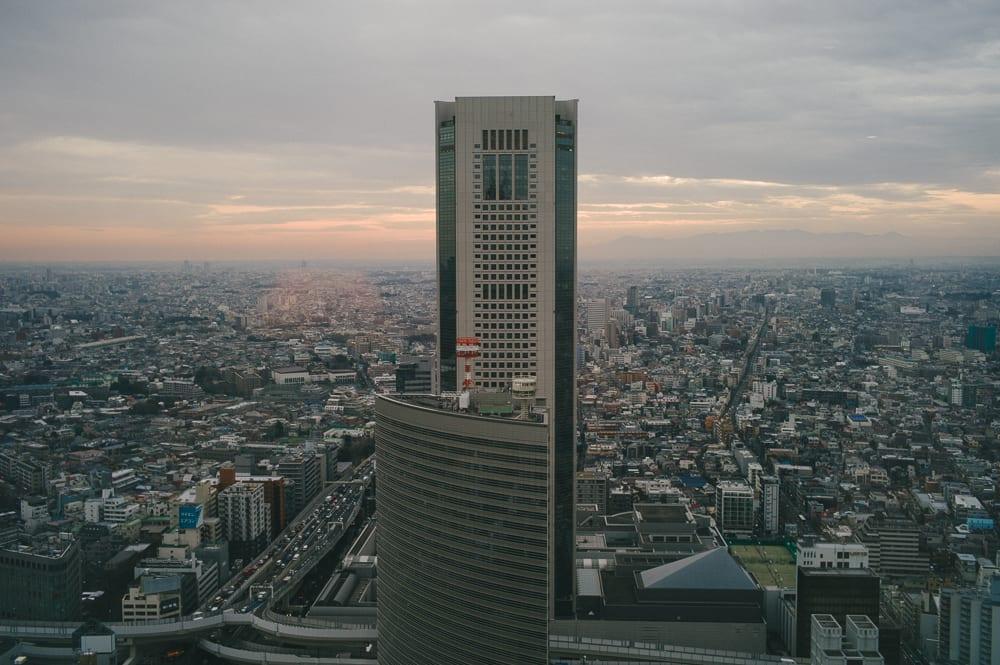 The Park Hyatt Tokyo