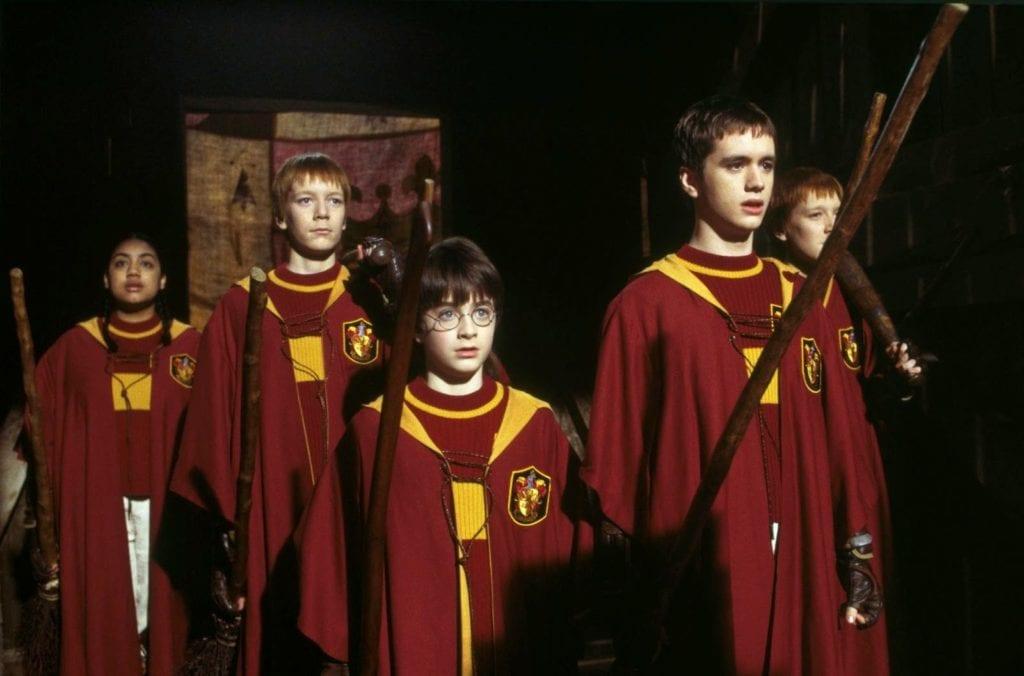 Harry Potter Film Scenes