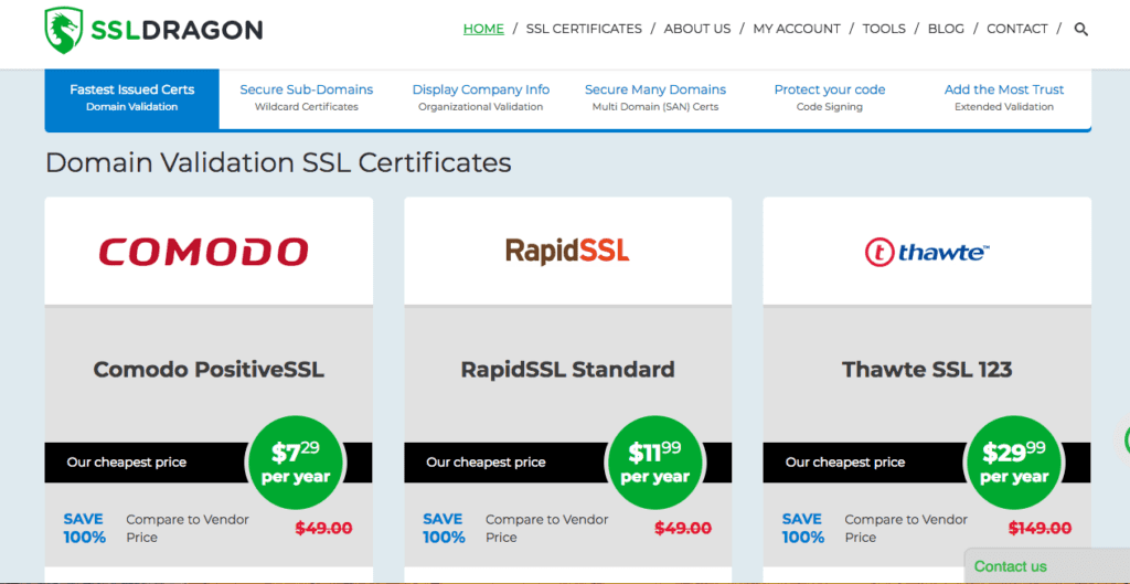 Ssl Dragon Why This Company Is Awesome For Easy Cheap Ssl