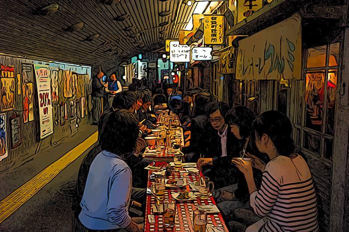 things to do at tokyo at night