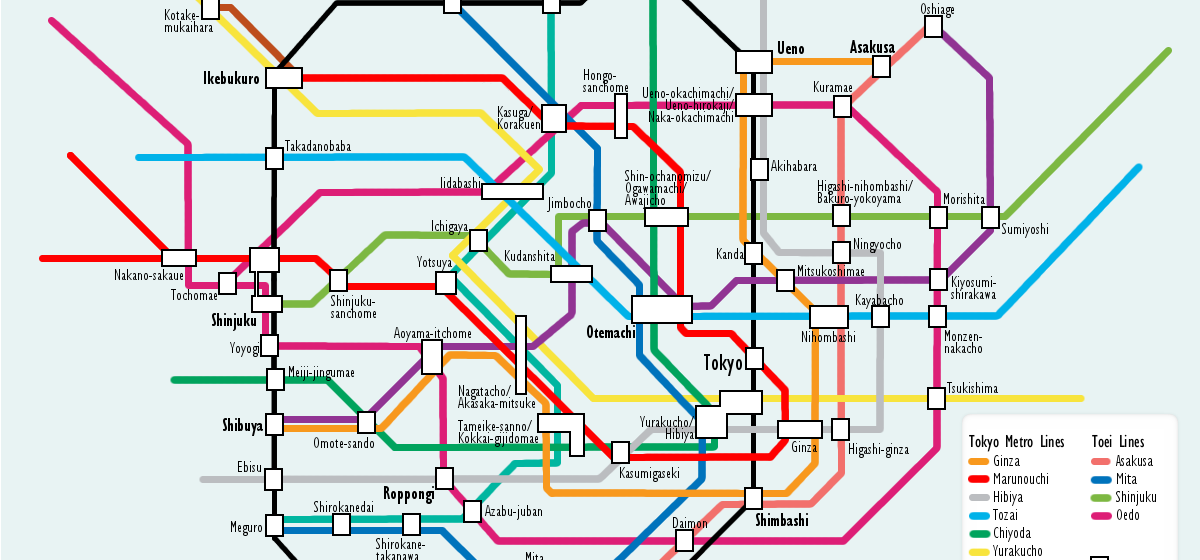 Aoyama Itchome On Subway Map.The Tokyo Subway Pass Suica Vs Pasmo