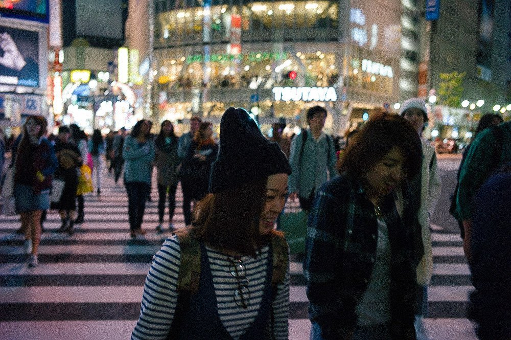 things to do in shibuya at night