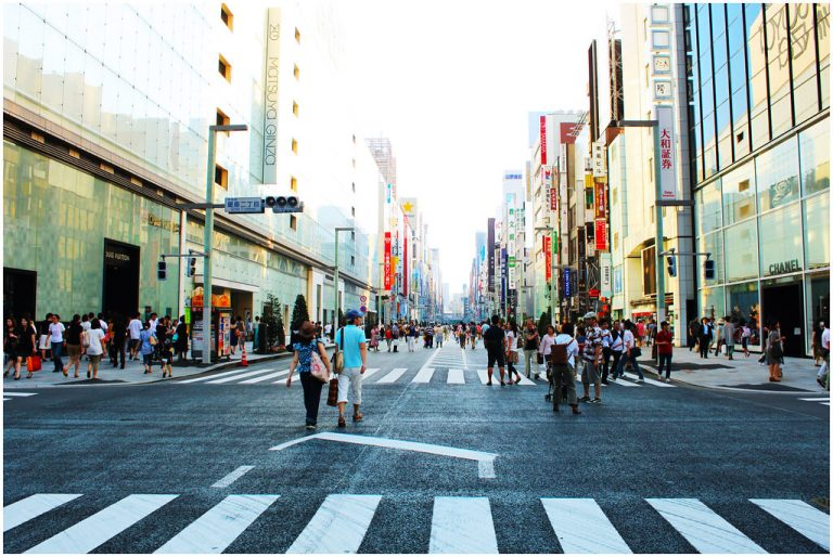 Ginza Tokyo | What to Know About this District