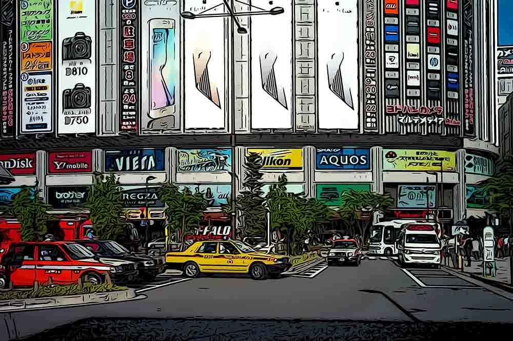 Yodobashi Akiba – What to Buy at Tokyo's Electronics & Tech Mecca