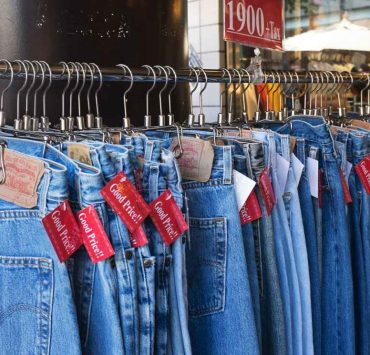 Vintage Jeans Tokyo